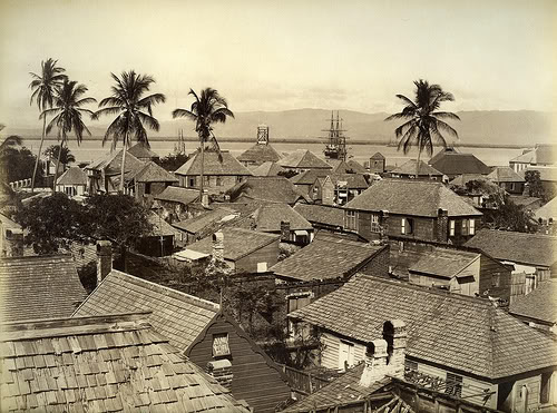 Port Royal - 1891 -photo by James Valentine and Sons