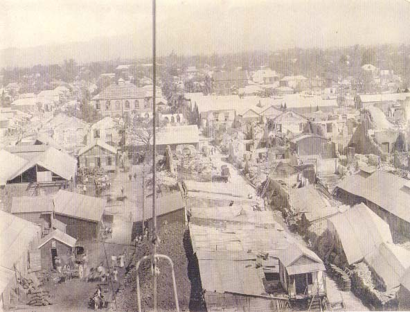 birds-eye-view-of-kingston-after-1907-earthquake